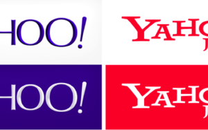 yahoo ロゴ