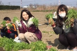 わたしたちの農業体験記