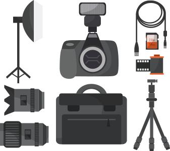 撮影・動画制作事業