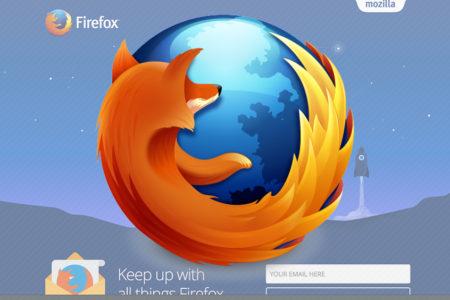 firefox ファイヤーフォックス 3D