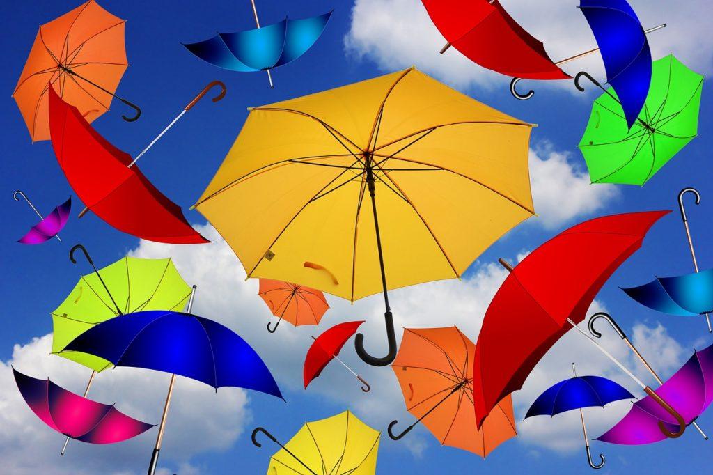 レイングッズ 雨 傘