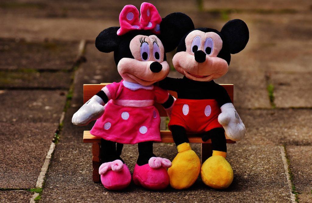 子供が喜ぶディズニー、ミッキーのキャラ弁