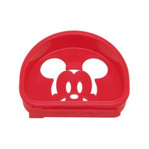 ふりかけでミッキーの形を簡単に作れる