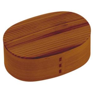 伝統的な小判弁当箱