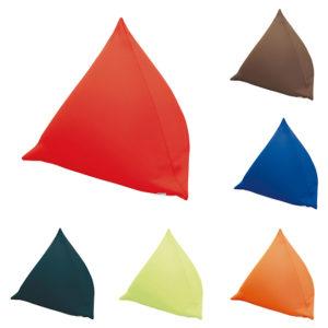 三角型の座布団・クッション
