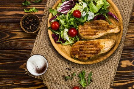 木製のアカシア食器