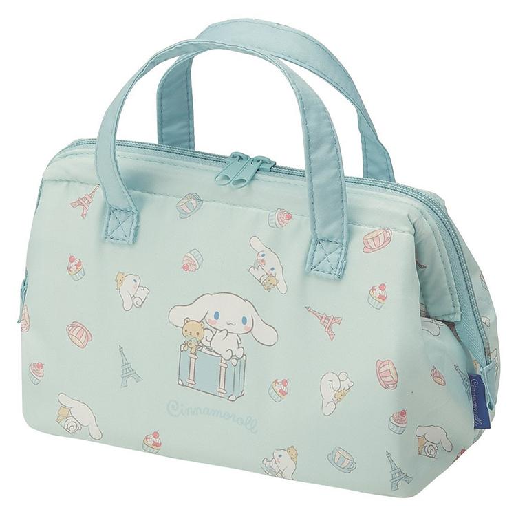 シナモンのバッグ