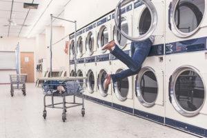 新しい洗濯の時代