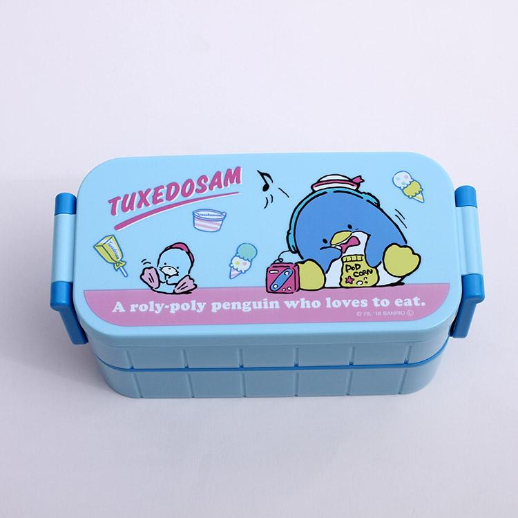 タキシードサムのお弁当箱