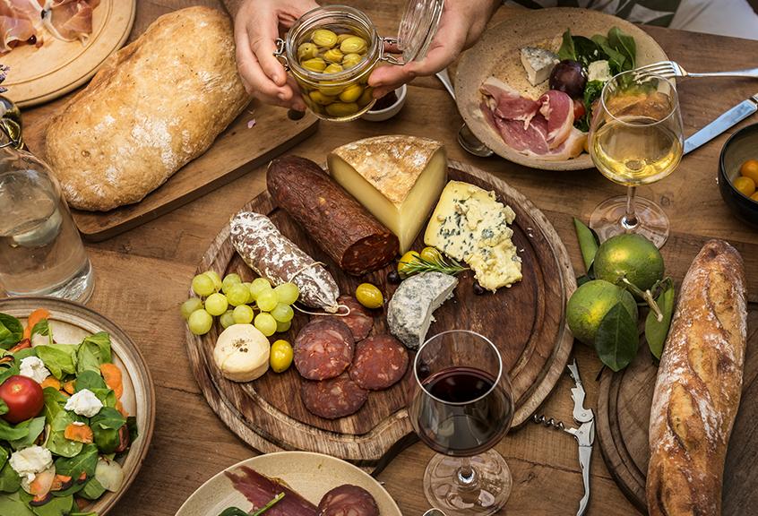 パンで食欲の秋を楽しむ