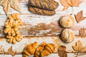 食欲の秋をパンで楽しむ