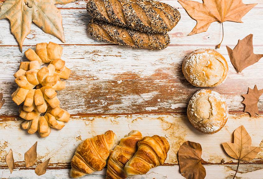 食欲の秋にパンを