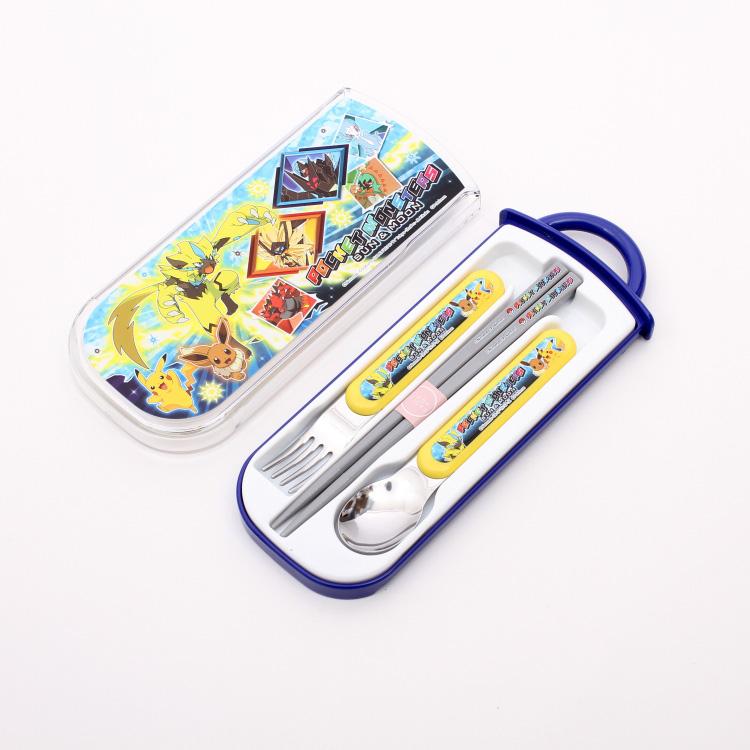 食洗機対応スライド式トリオセット【ポケモン】
