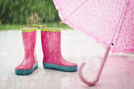 雨の日対策で便利なアイテム