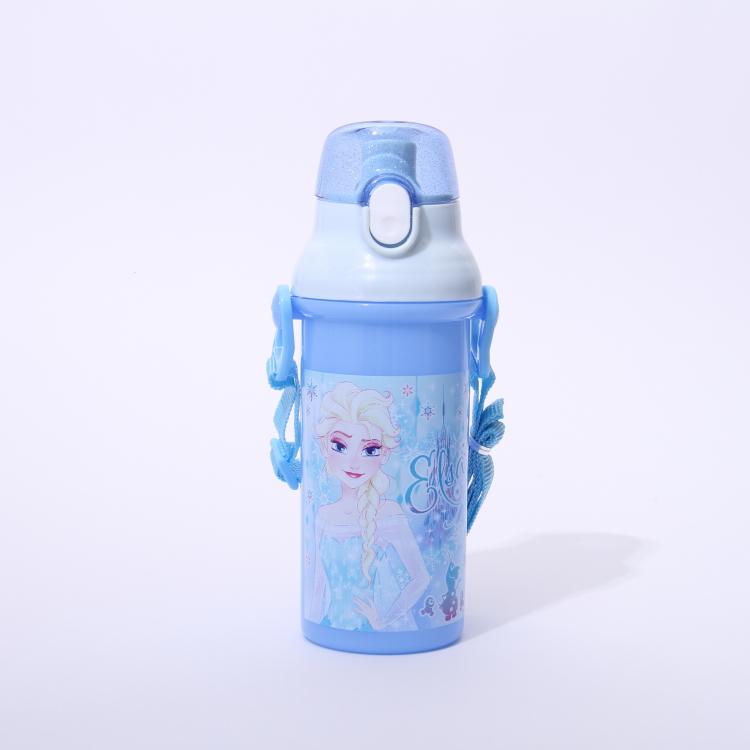 食洗機対応直飲みプラワンタッチボトル 【エルサ】